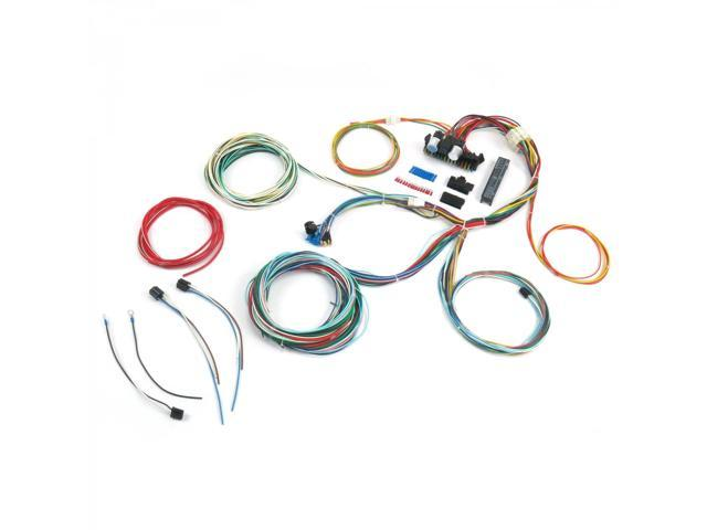Keep It Clean Wiring Accessories RTY250748 15 Fuse 24 Circuit Wire