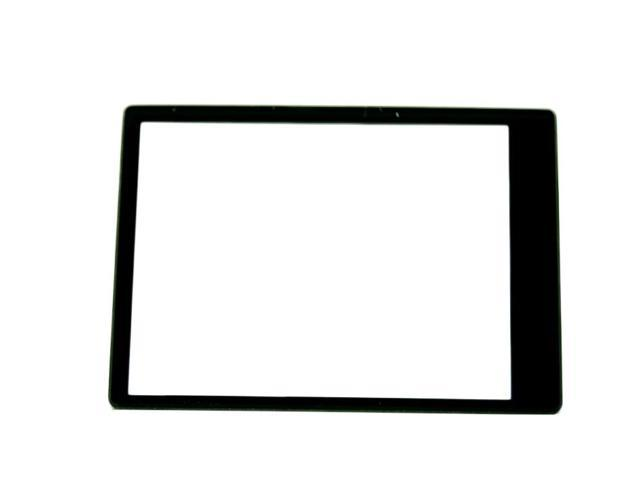 Outer Top Upper LCD Display Cover Information Screen