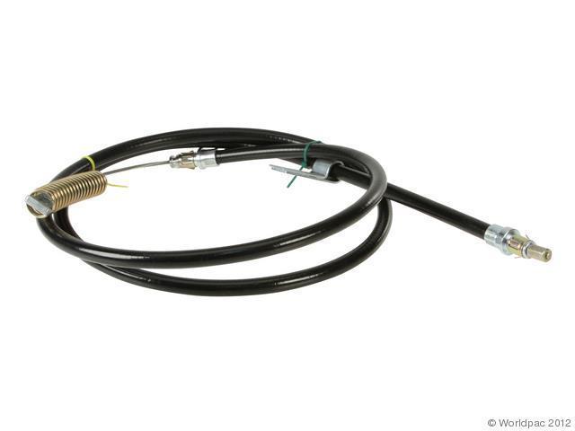32 2004 Chevy Silverado Emergency Brake Cable Diagram