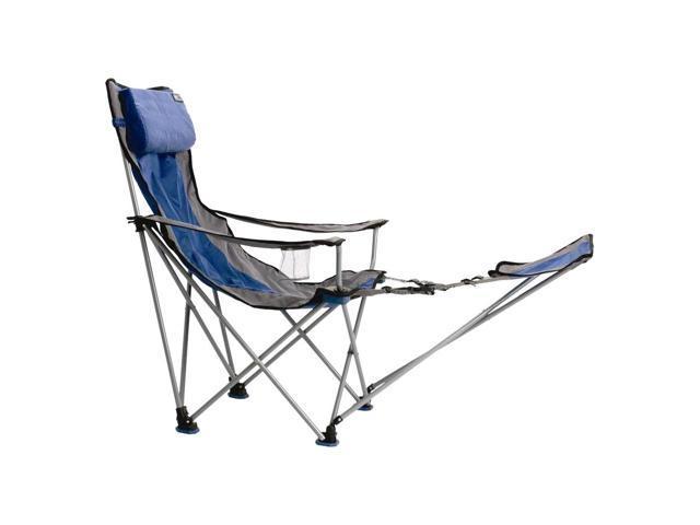 travel chair big bubba man lazy boy folding outdoor (300 pound capacity), blue - newegg.com