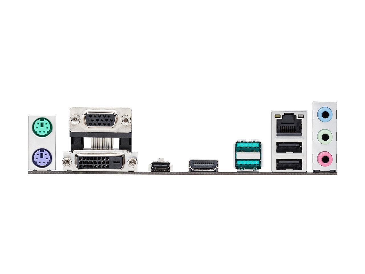 ASUS PRIME B360M-A LGA1151 (300 Series) DDR4 HDMI DVI VGA