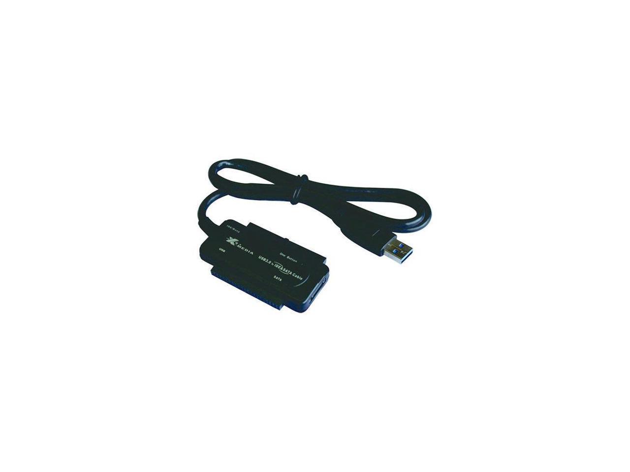 Premiertek X-Media SATA+IDE 2.5/3.5 to USB 3.0 Adapter