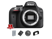 New Nikon D3300 Digital SLR Camera Body (International Model)