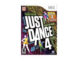 Just Dance 4 Wii Game UBISOFT
