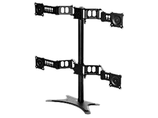 DoubleSight DS-430STA Quad Flex Stand with Adjustable