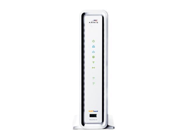 ARRIS SURFboard SBG6900-AC DOCSIS 3.0 Cable Modem & AC1900