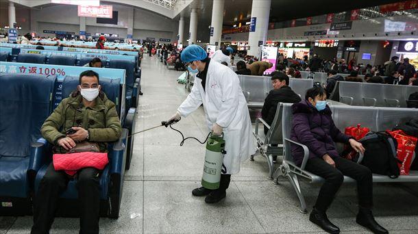 Coronavirus China: 571 casos neumonia, 17 muertos, sin transporte ...