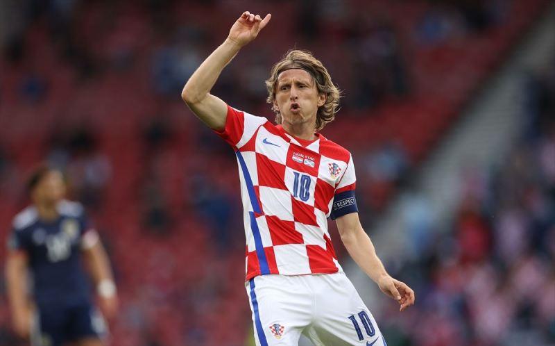 Vídeo: Todos los goles del partido Croacia - Escocia (3-1)