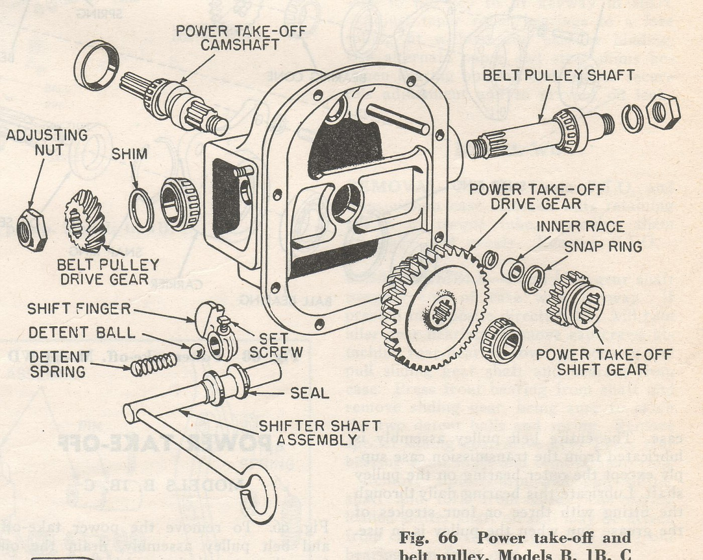 hight resolution of farmall b pto diagram wiring diagram for you farmall b pto diagram