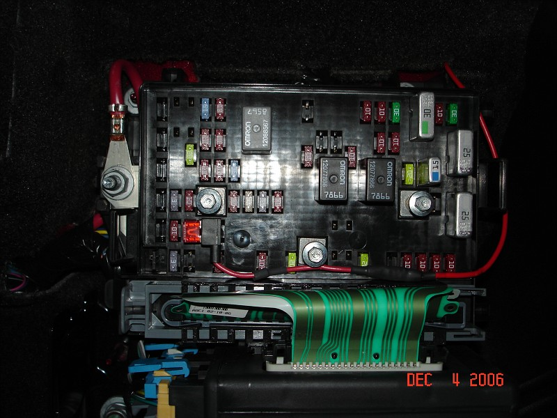 Chevy Blazer Fuse Box Diagram On 89 Chevy S10 Blazer Fuse Box Diagram