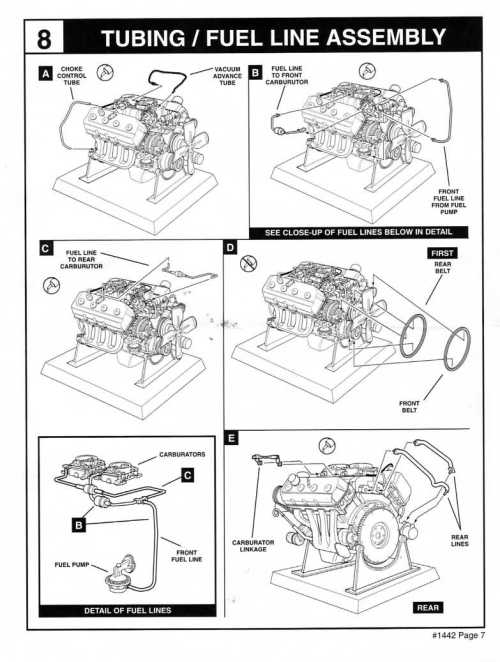 small resolution of revell plymouth 426 hemi cuda 1 6 scale