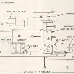 Farmall H Wiring Diagram 6 Volt Ceiling Fan Electrical For Allis Chalmers C Tractor Get