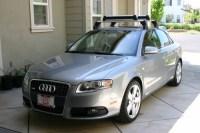 Audi A4 oem base roof rack/ski attach - 6SpeedOnline ...
