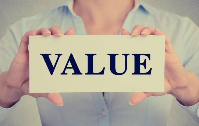 Kết quả hình ảnh cho provide value
