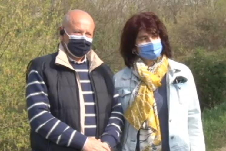 Marzia e Nicola Fogarin (Raiplay)