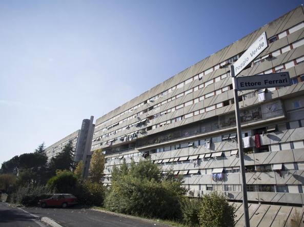 La nuova vita del Serpentone 22 milioni per far rinascere Corviale  Corriereit