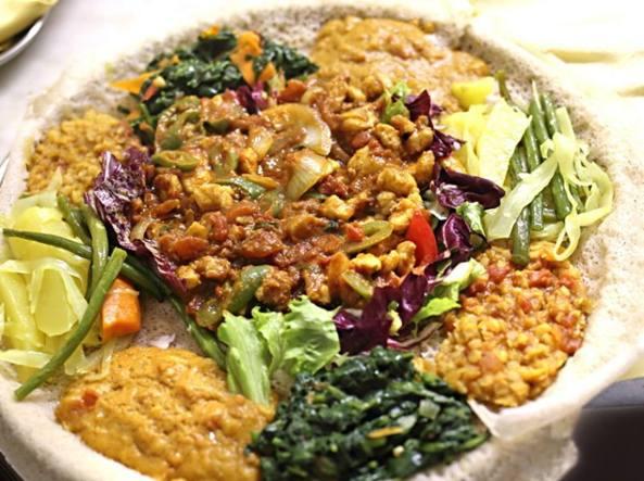 Piatti Cucina Etiope