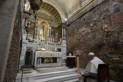 Papa Francesco la famiglia fondata sul matrimonio uomodonna  essenziale e insostituibile
