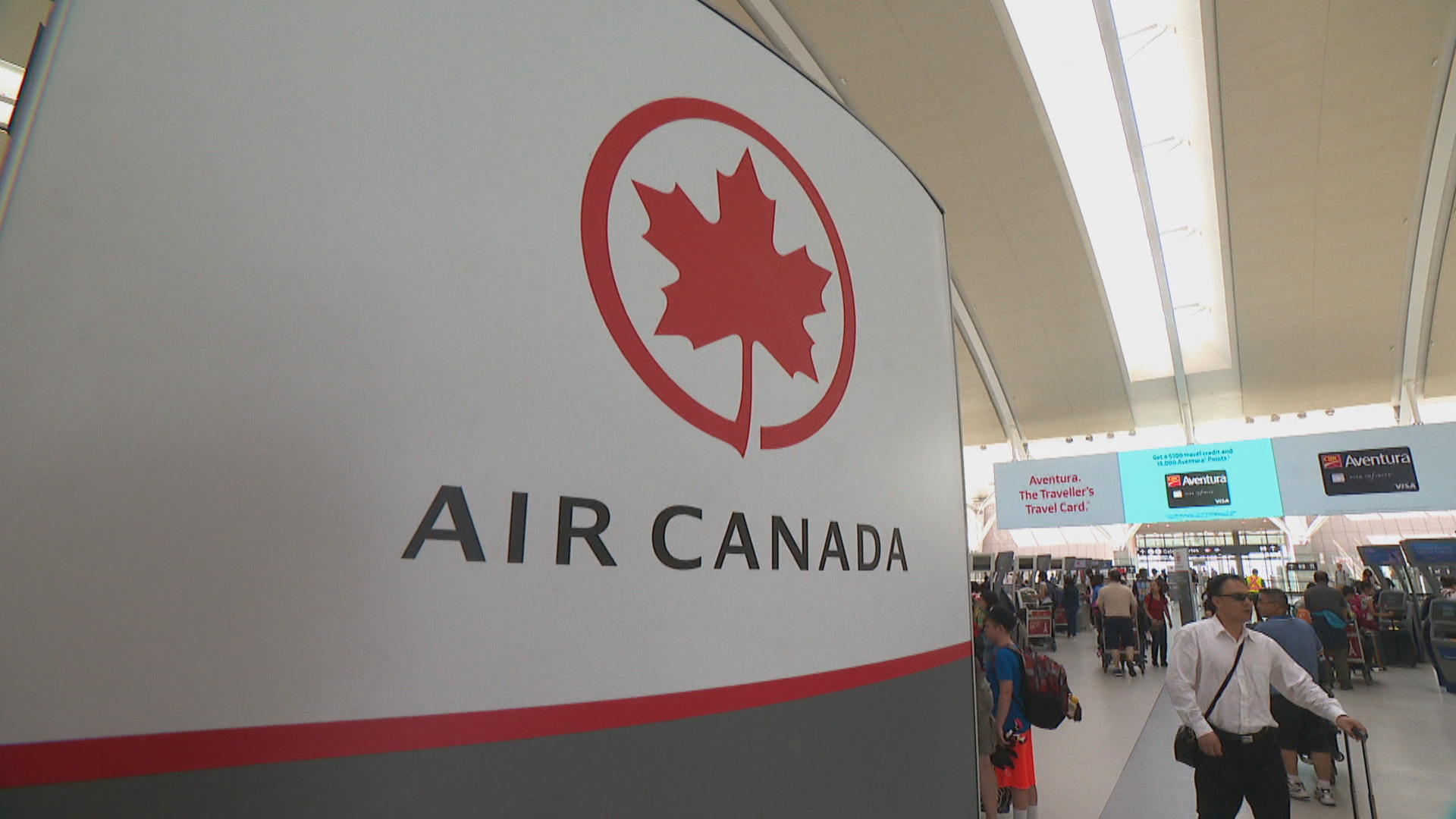 Airline stocks including Air Canada fall on fear about coronavirus ...