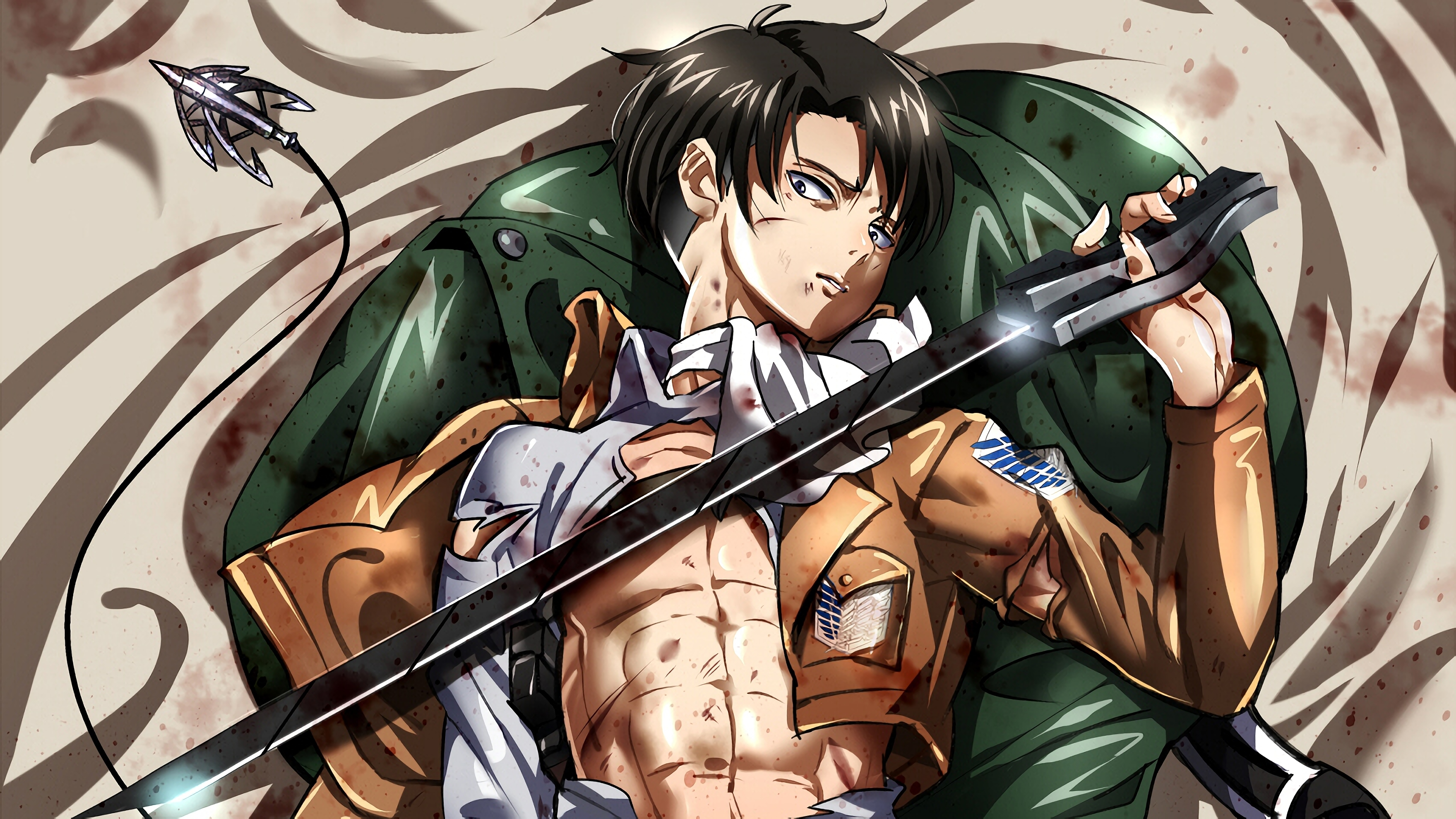 Attack on titans 1080p, 2k, 4k, 5k hd wallpapers free download, these wallpapers are free. Attack On Titan 4k Ultra HD Wallpaper | Background Image ...