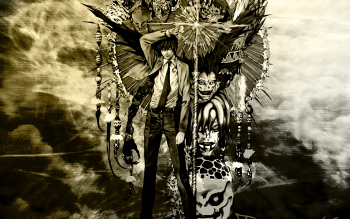430 Death Note Hd Wallpapers Background Images