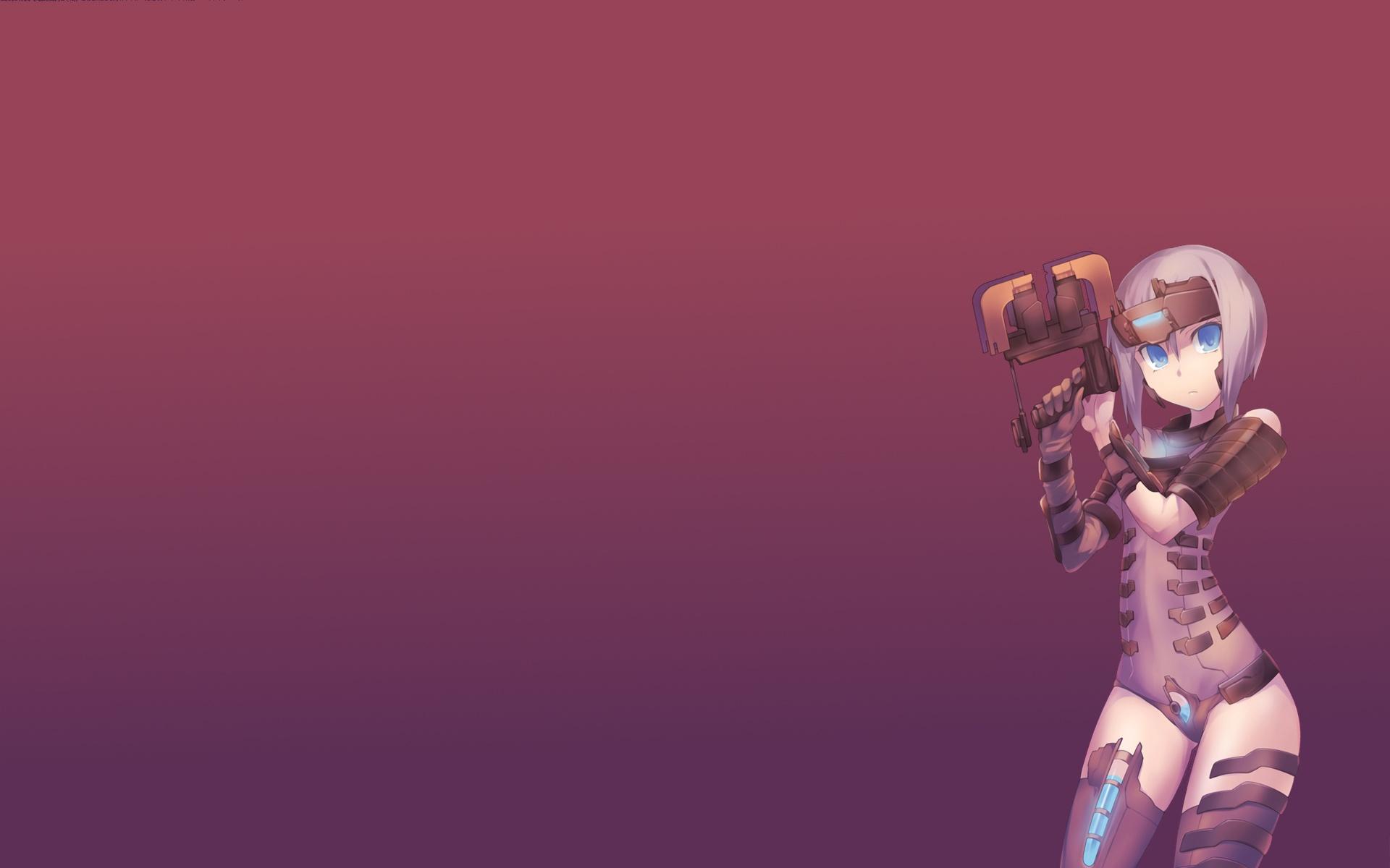 Girl Gun Desktop Wallpaper Dead Space Full Hd Wallpaper And Background Image