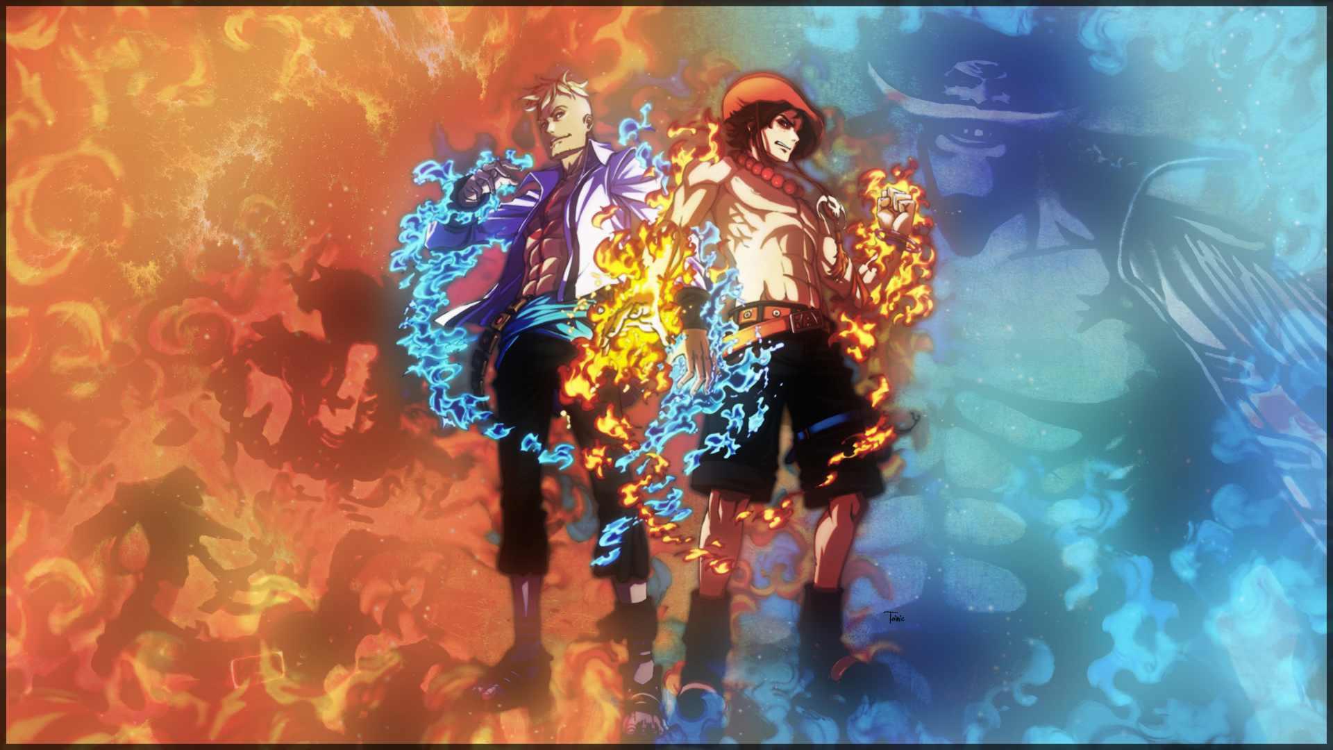 One Piece Fondo De Pantalla HD Fondo De Escritorio