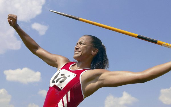 Sports - Javelin Full Hd Wallpaper And Background
