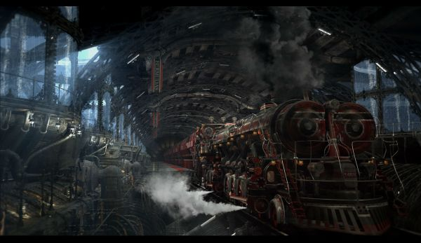 Steampunk Wallpaper And Background 1600x926 Id 236832 - Abyss