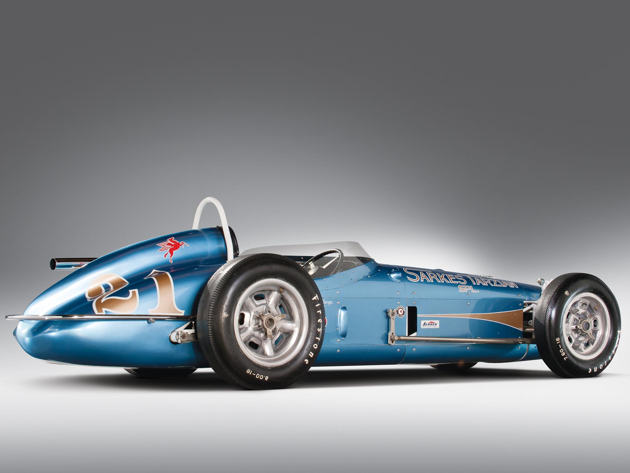 3840x1080 Wallpaper Classic Car Lesovsky Indianapolis Roadster 1962 Full Hd Wallpaper And