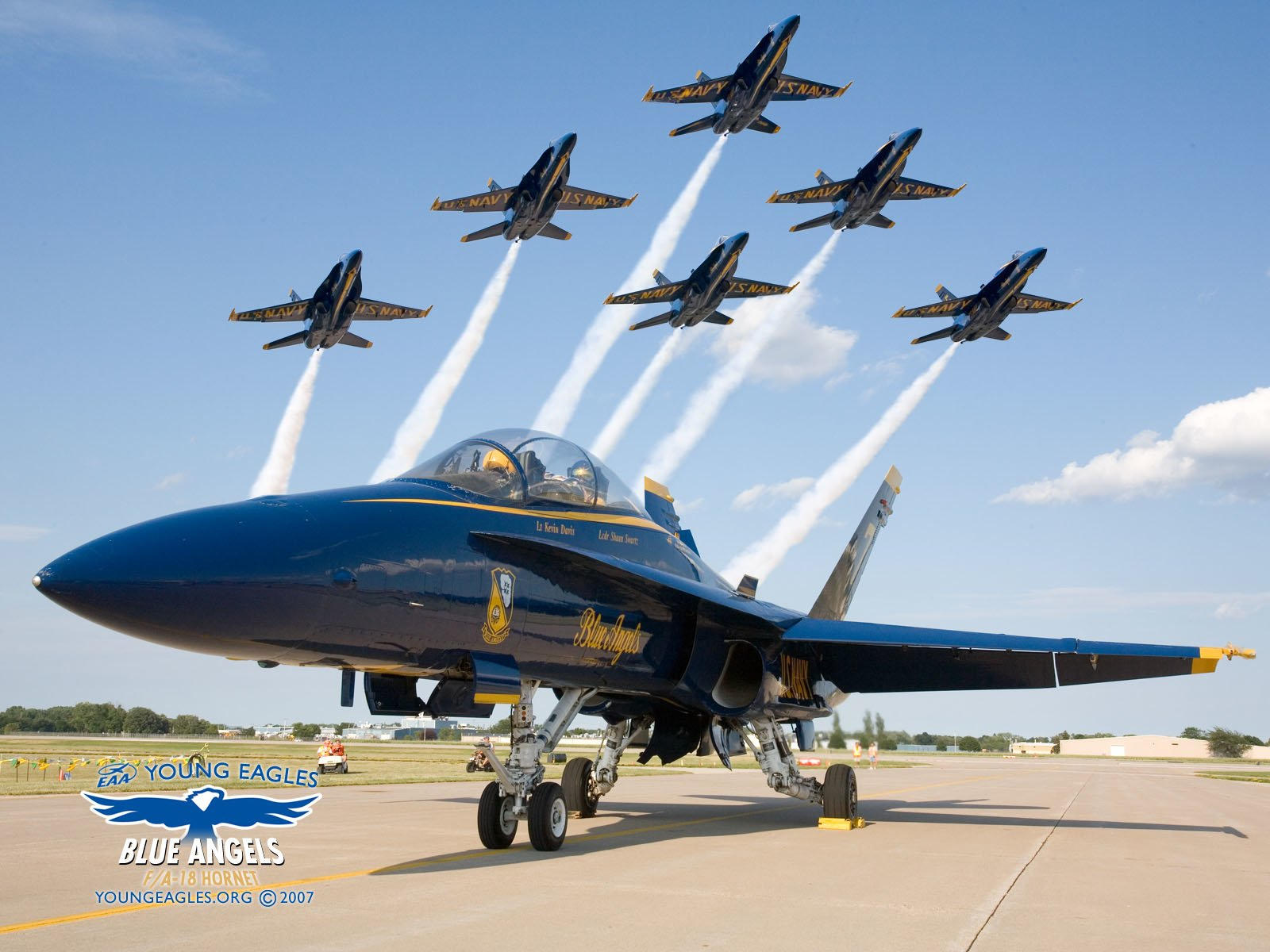 23 blue angels hd