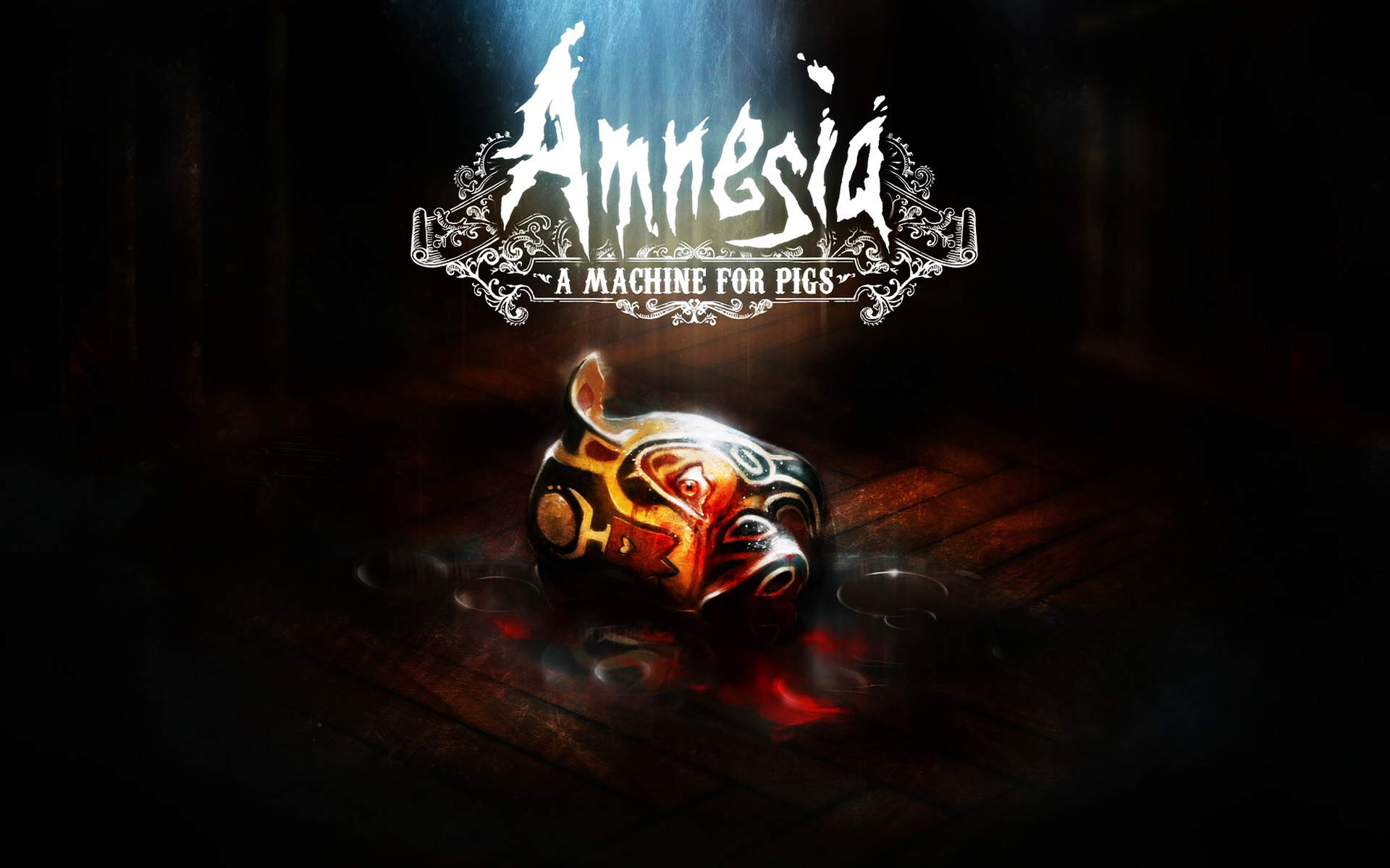 1 Amnesia A Machine For Pigs Hd Wallpapers Backgrounds
