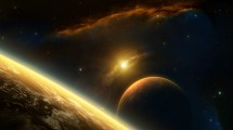 Planets Hd Wallpaper Background 1920x1080 Id