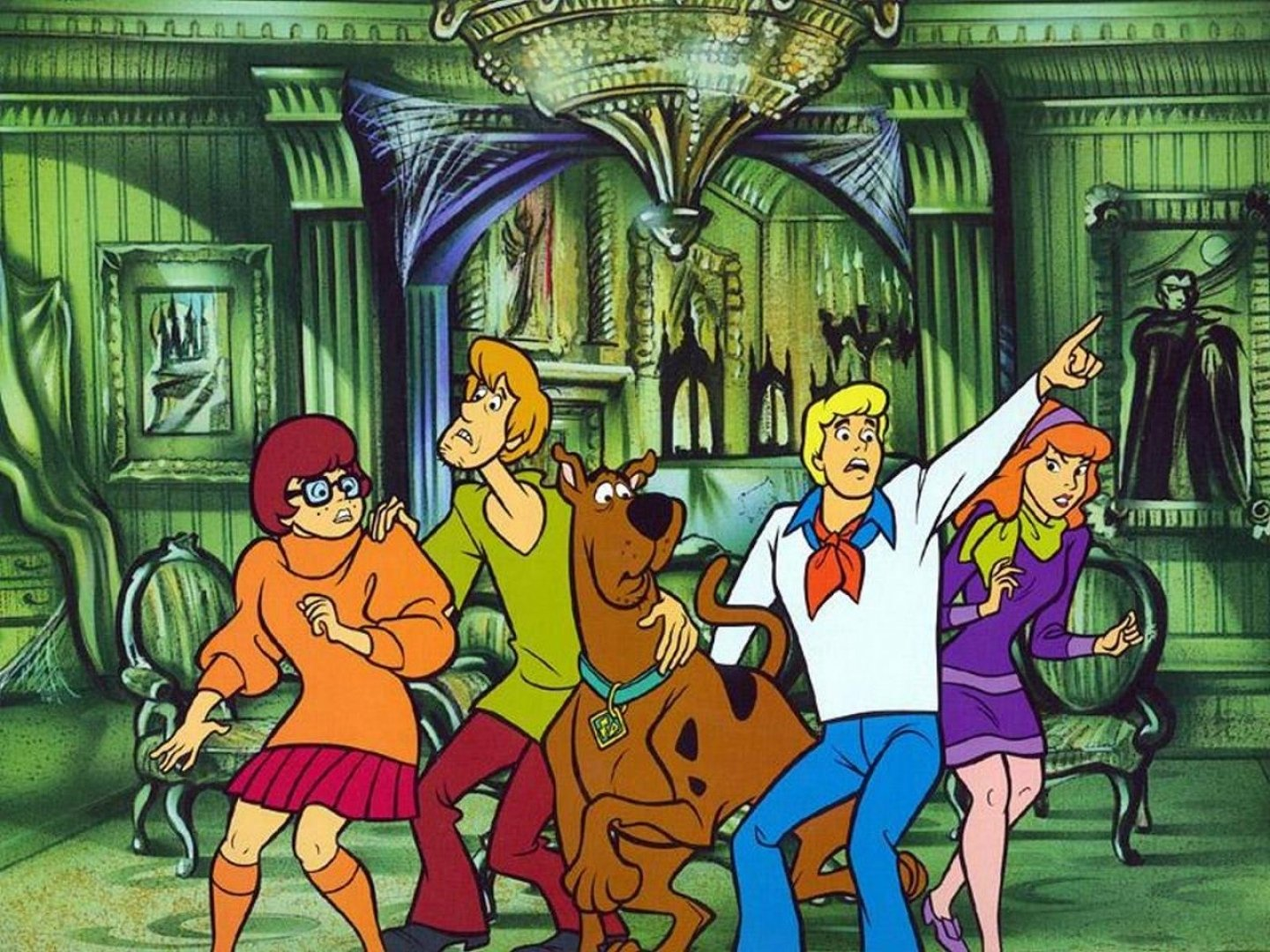 41 scooby doo hd wallpapers | backgrounds - wallpaper abyss