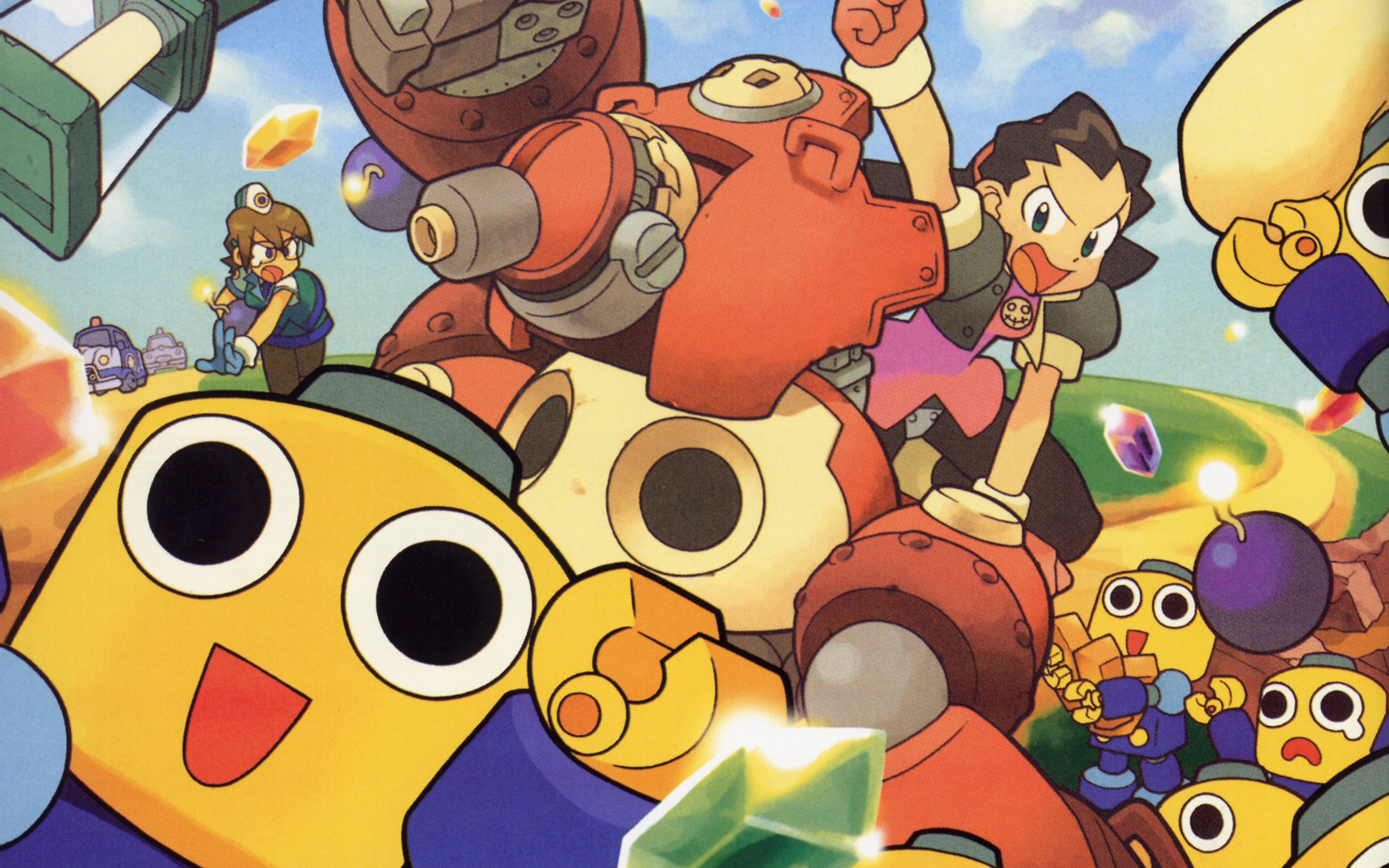 World Of Warcraft Wallpapers Hd 2 The Misadventures Of Tron Bonne Hd Wallpapers
