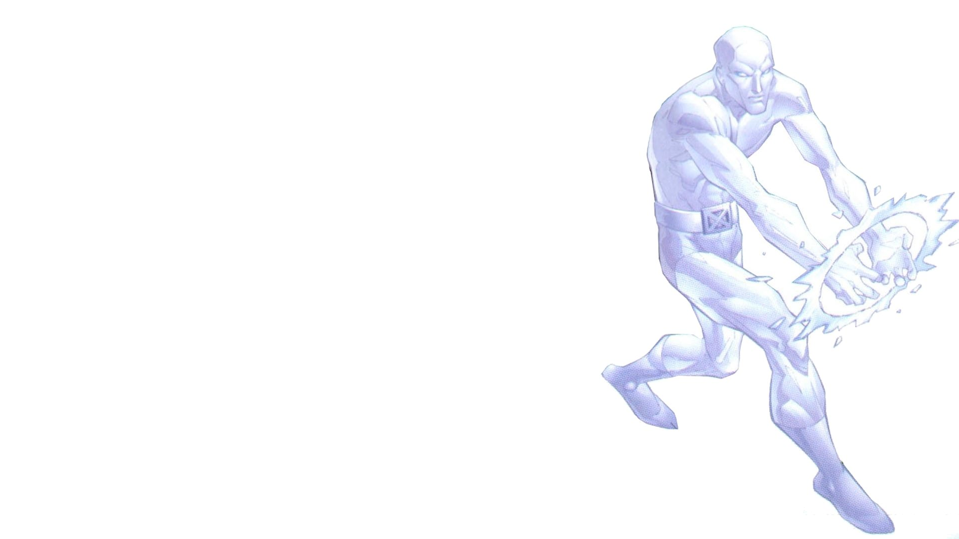 X Men Animated Series Wallpaper Iceman Full Hd Wallpaper And Background Image 1920x1080
