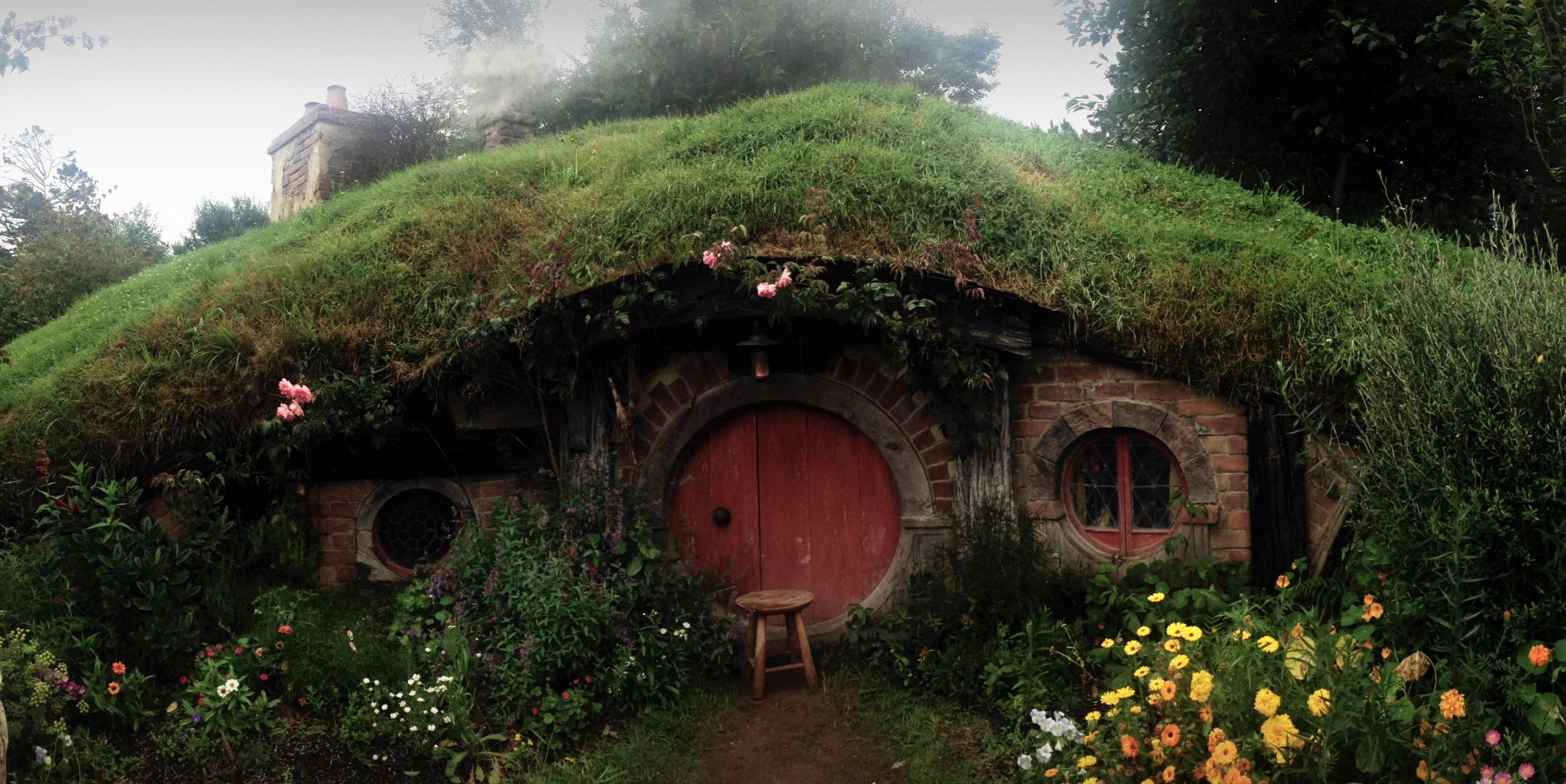 The Hobbit Iphone Wallpaper The Shire Wallpaper And Background Image 1366x768 Id