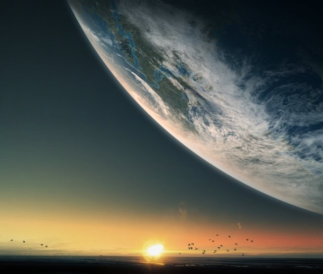 Planet 4k Ultra Hd Wallpaper Background Image 3840x2160 Id488171 Wallpaper Abyss