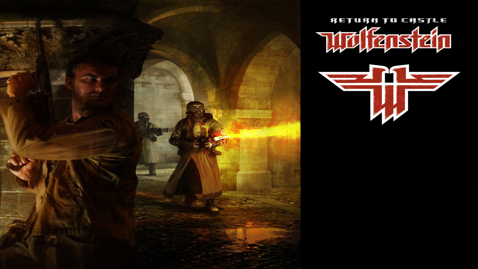 League Of Legends Wallpapers Hd 1080p 2 Return To Castle Wolfenstein Hd Wallpapers Background
