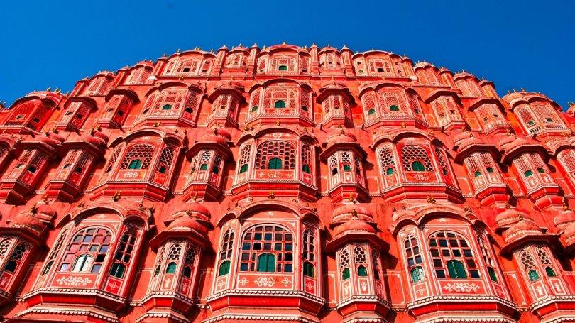 Image result for Hawa Mahal hd