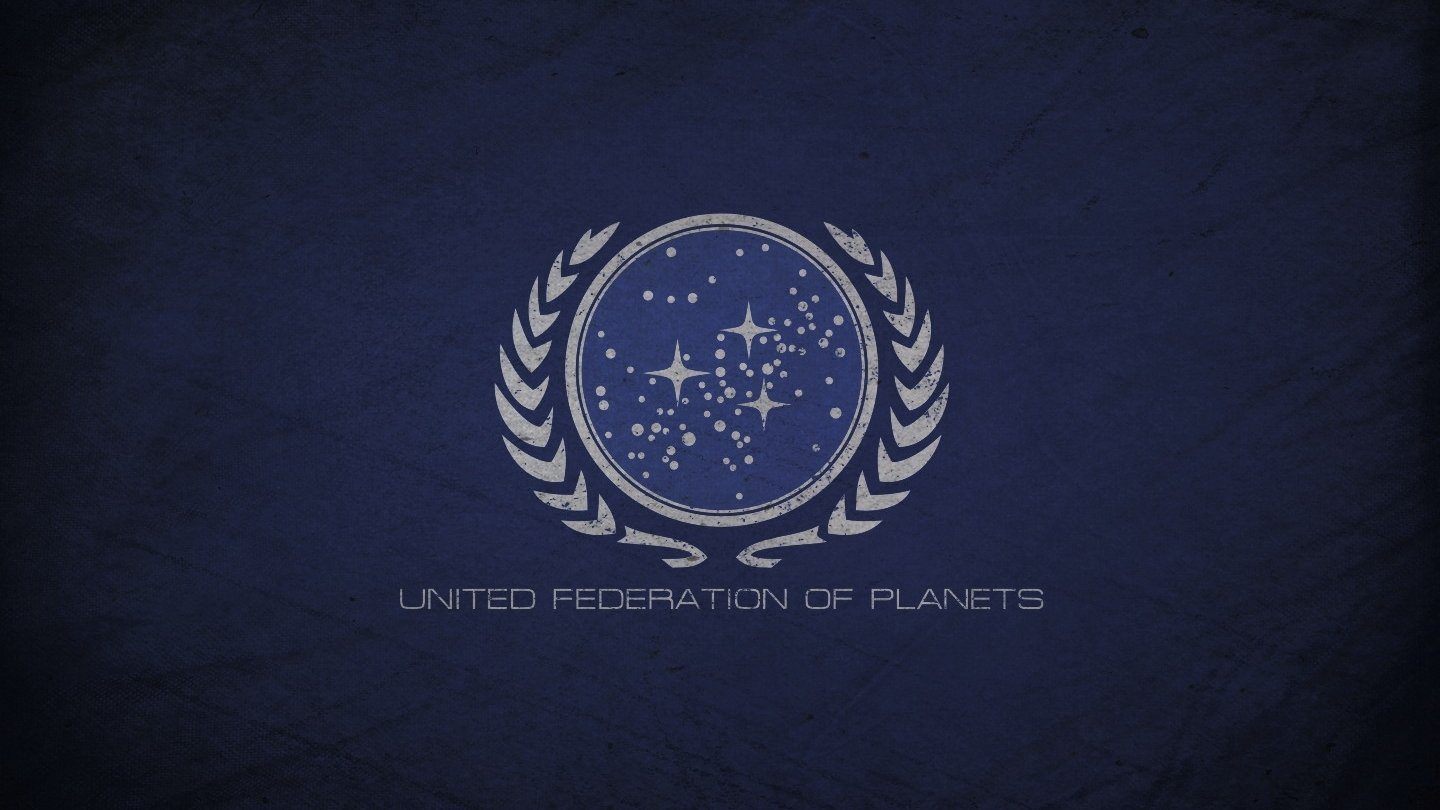 Iphone 5 Wallpaper Star Trek United Federation Of Planets Wallpaper And Background