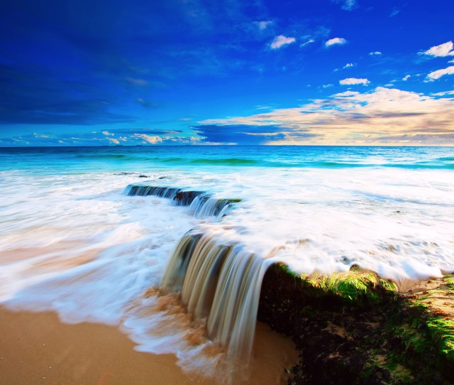 Ocean Hd Wallpapers Background Images Wallpaper Abyss
