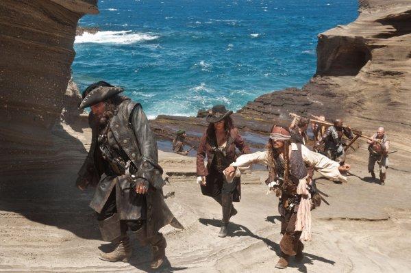 Piratas Del Caribe En Mareas Misteriosas 4k Ultra Hd Fondo De Pantalla And Escritorio