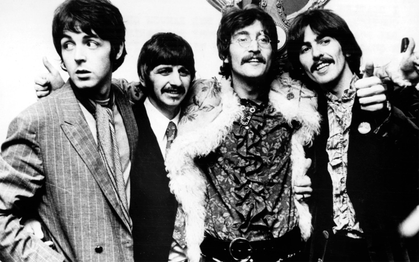 The Beatles Iphone 5 Wallpaper The Beatles Wallpaper And Background Image 1440x900 Id
