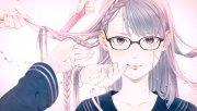 anime girl hd wallpaper background