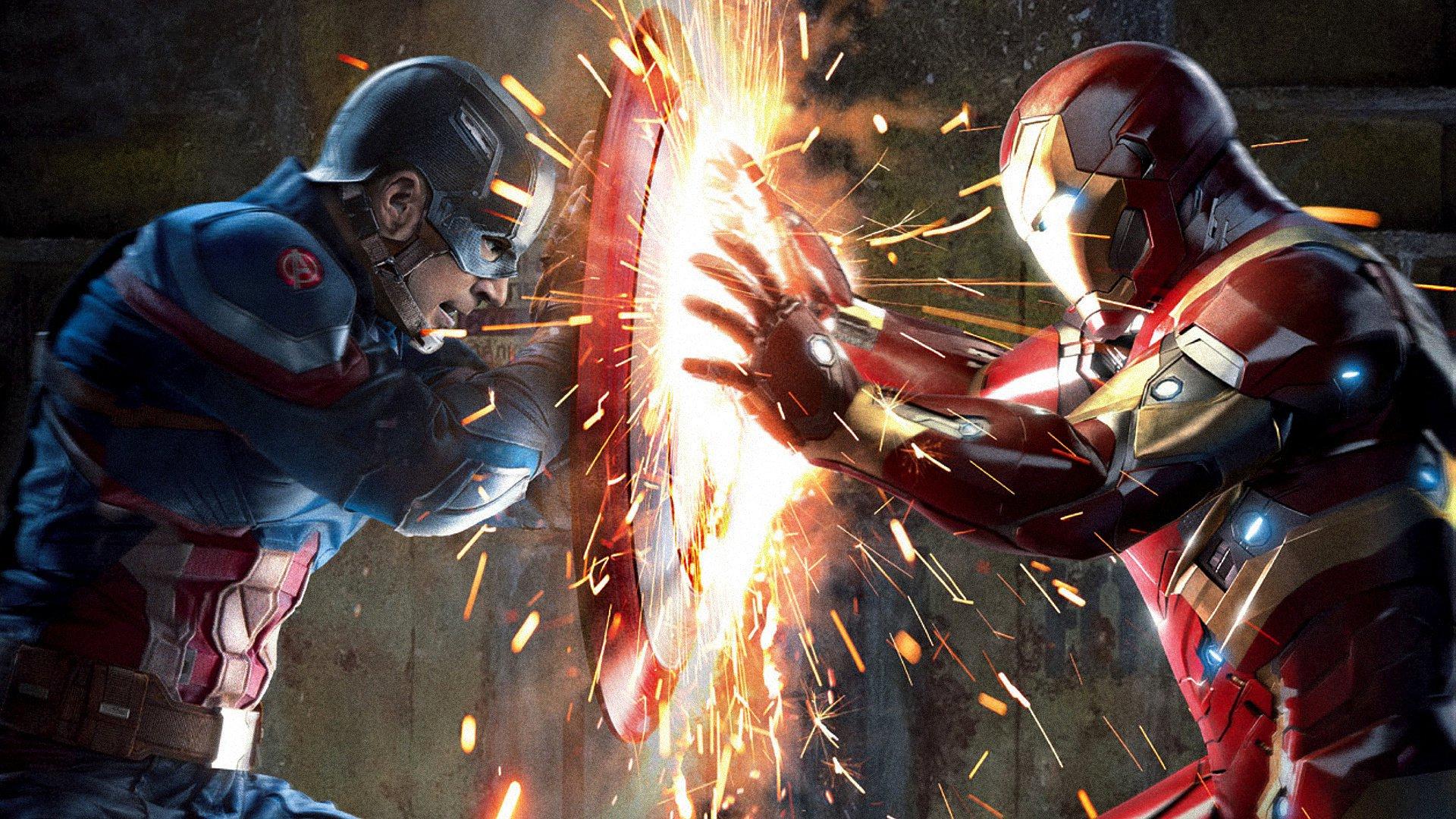 Capitán América Civil War 2016 Descarga Mega Español Latino HD