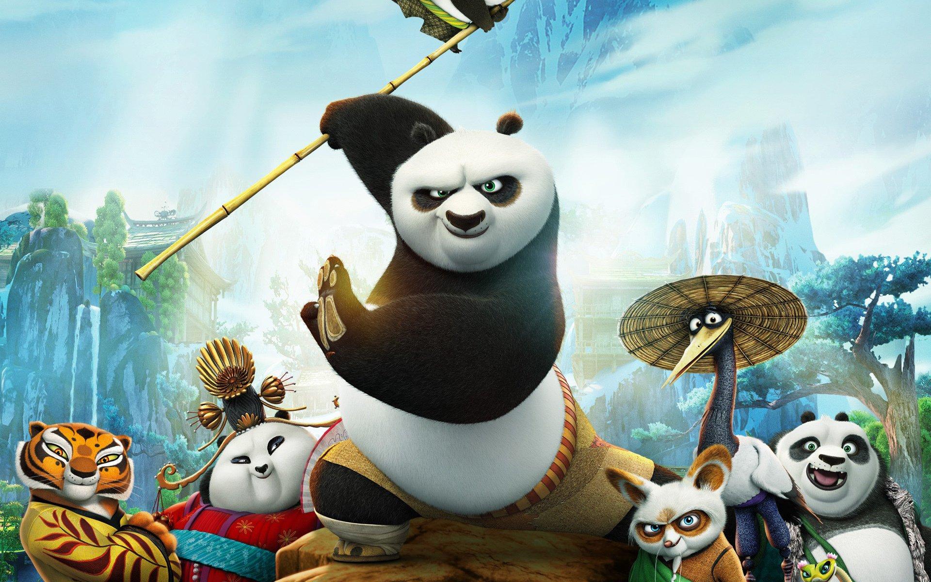 101 kung fu panda