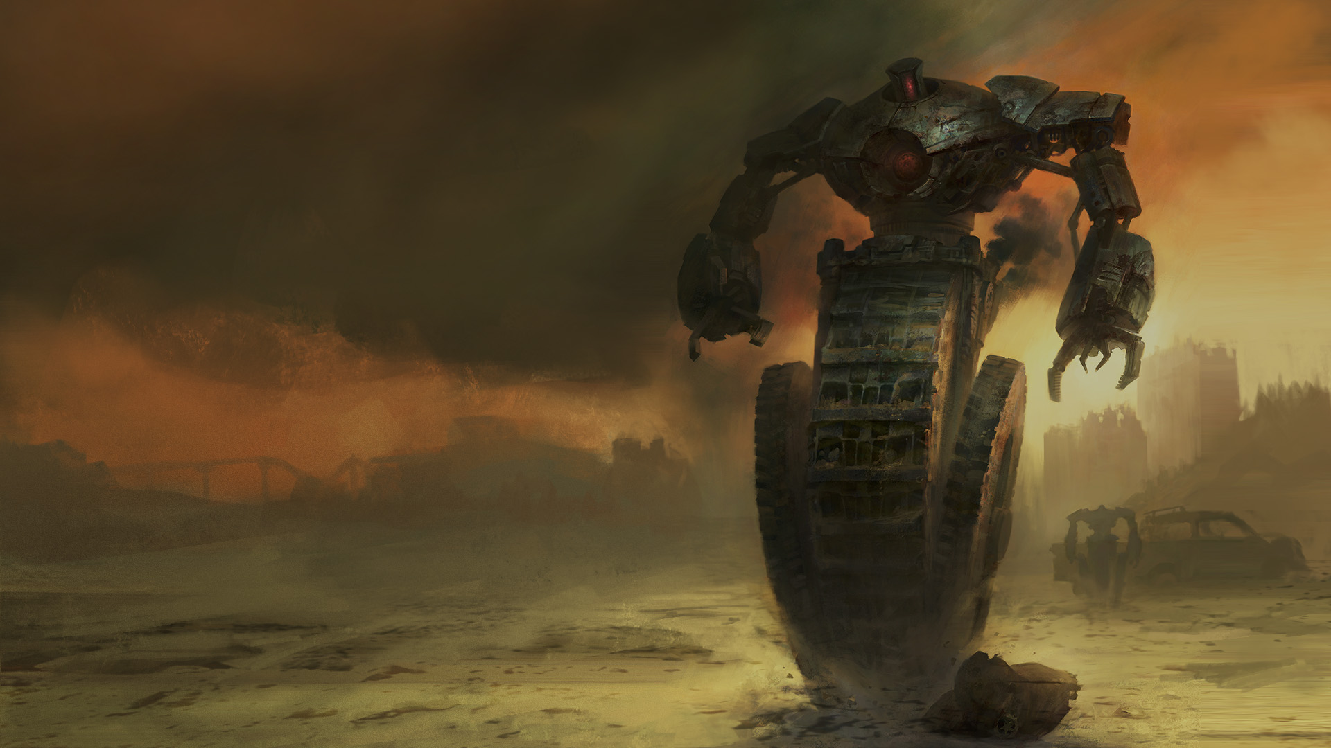 Nomad Iphone X Wallpaper Wasteland 2 Hd Wallpaper Background Image 1920x1080