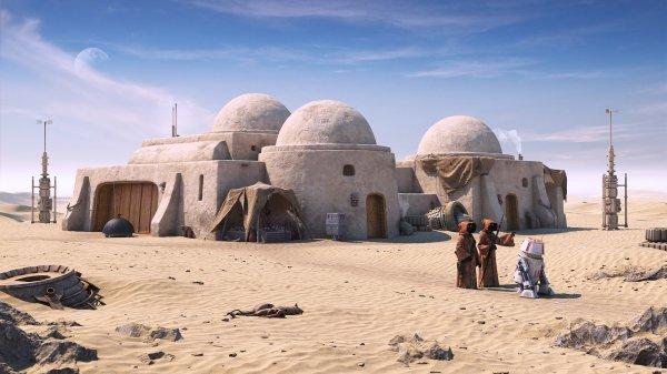 Star Wars Hd Wallpaper Background 1920x1080 Id