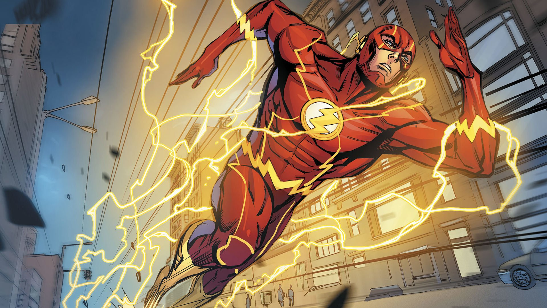 The Flash HD Wallpaper  Background Image  1920x1080  ID